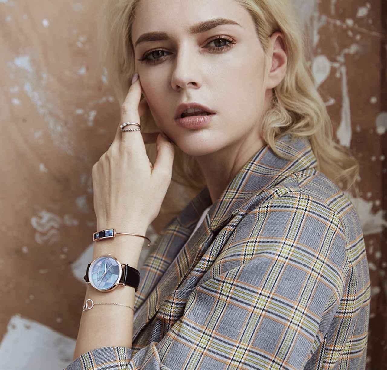 画像3: 腕時計+アクセサリー=ALLY DENOVO 世界で話題のファッションウォッチブランド