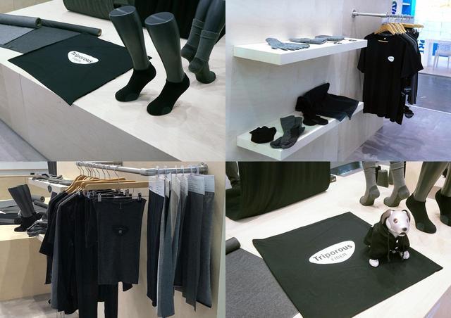画像2: SONYとファッション企業の新テクノロジーの話