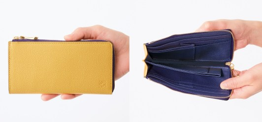 画像: おススメの新作コンパクト長財布 1万8000円