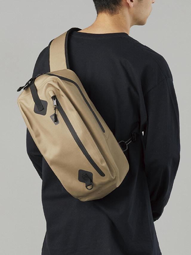 画像: ウェルダーフラップバックパック〈20L〉 グレー 15,000円