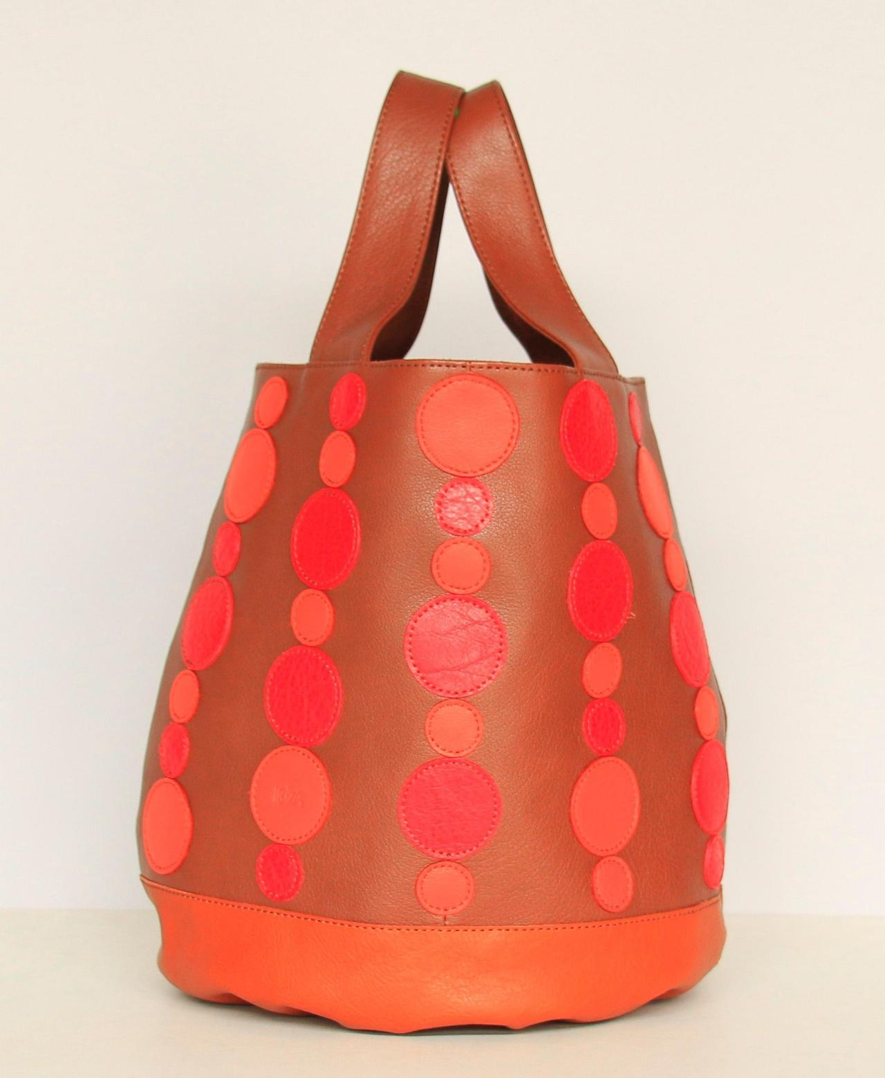 画像: 4「polka dot」 金沢文化服装学院 アパレル造形デザイン科2年 林みはるさん
