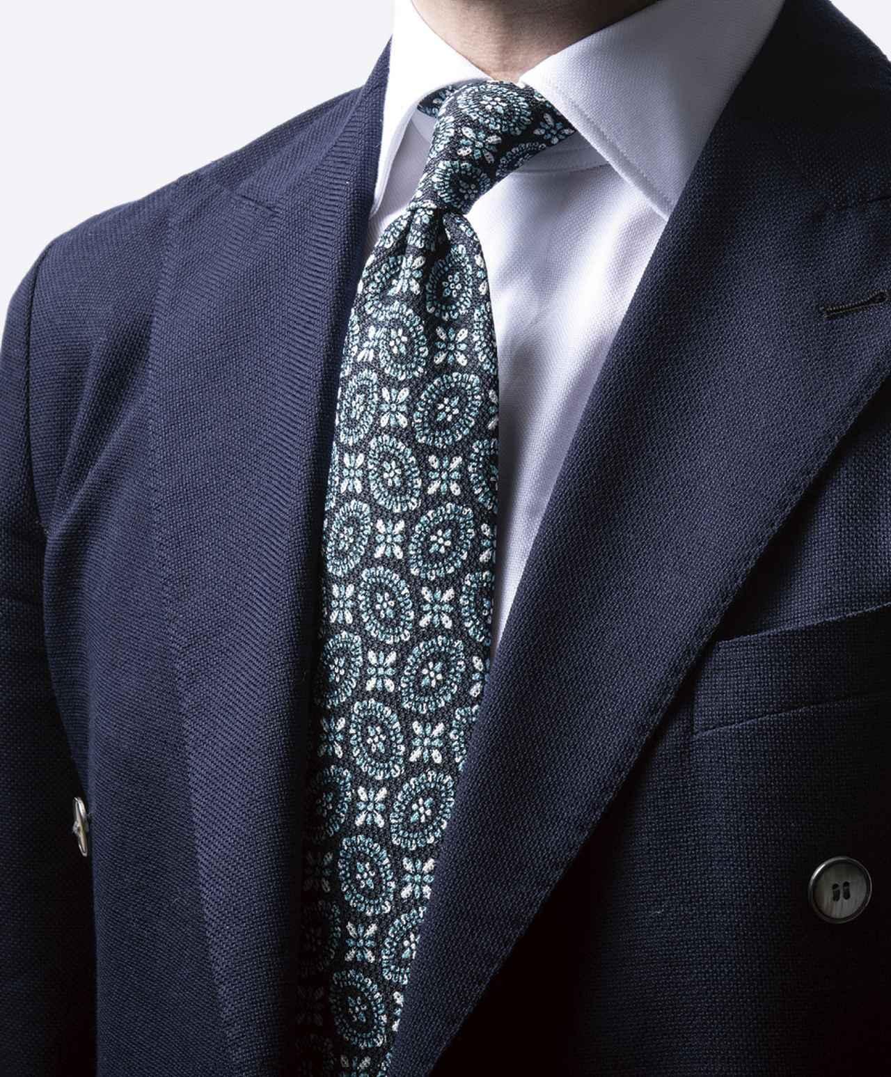 画像1: 美しいネクタイには、人を変える力がある 日本で生まれ、世界へ羽ばたくネクタイ
