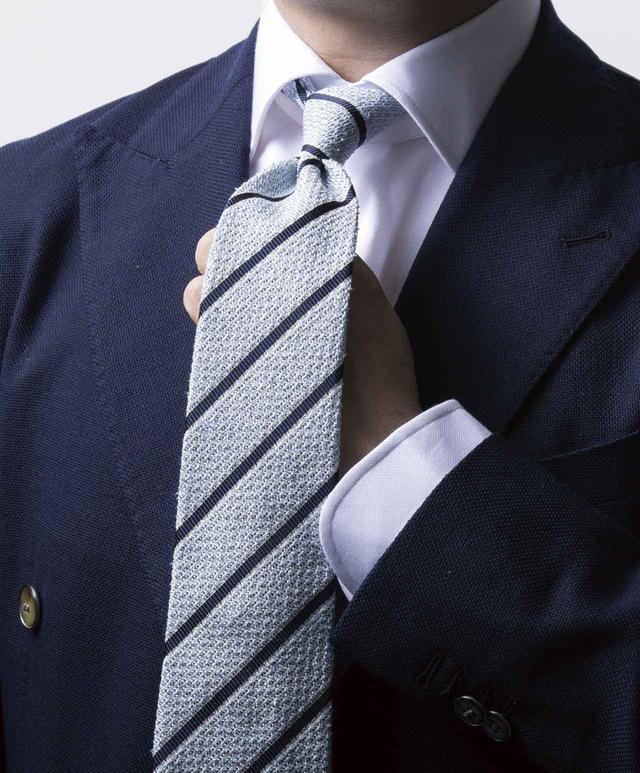 画像2: 美しいネクタイには、人を変える力がある 日本で生まれ、世界へ羽ばたくネクタイ