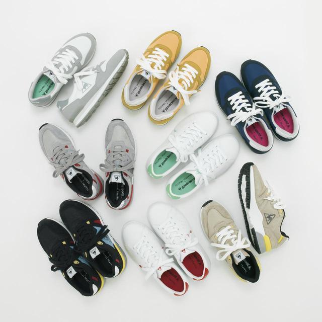 画像: 完売予感の人気ブランドコラボ靴 オリエンタルトラフィック×ルコックスポルティフ