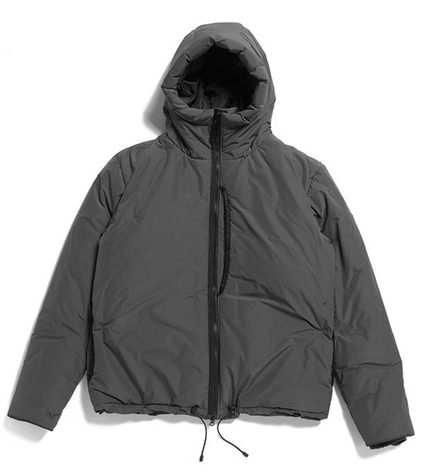 画像: 「ダクロン® 」を世界で初めて採用 「BACH」の高機能中わたジャケット