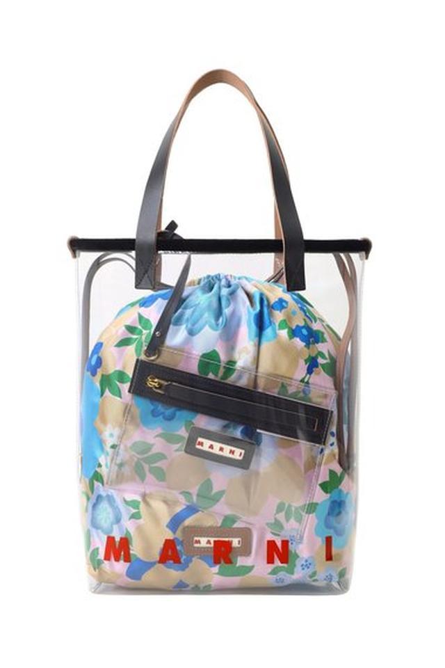 画像: マルニの限定バッグ
