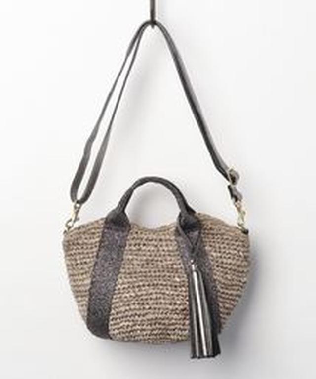 画像1: 夏のおしゃれバッグはコレ VIOLAd'ORO