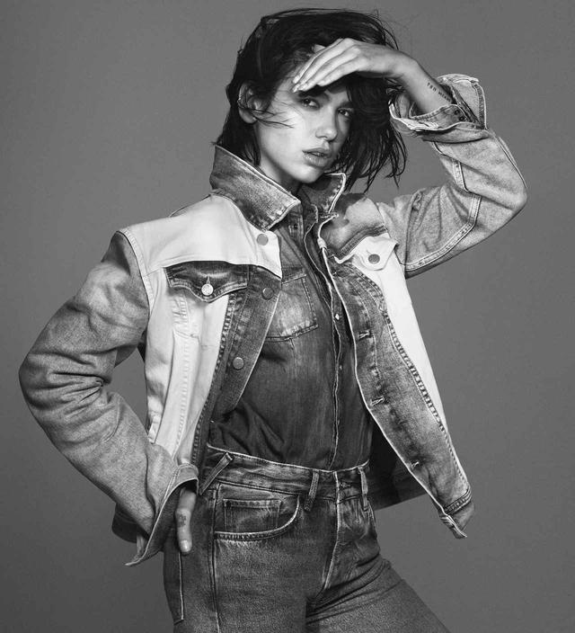 画像: Pepe Jeansに新たなフェミニティ