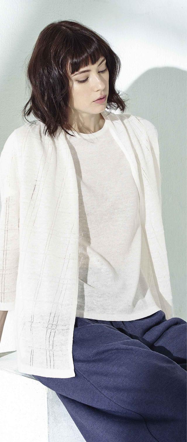 画像2: まるでシルクロードのような服!? いま一番お薦めしたい日本ブランド「ビアセリカ」 ニットの最高のエキスパートが集合