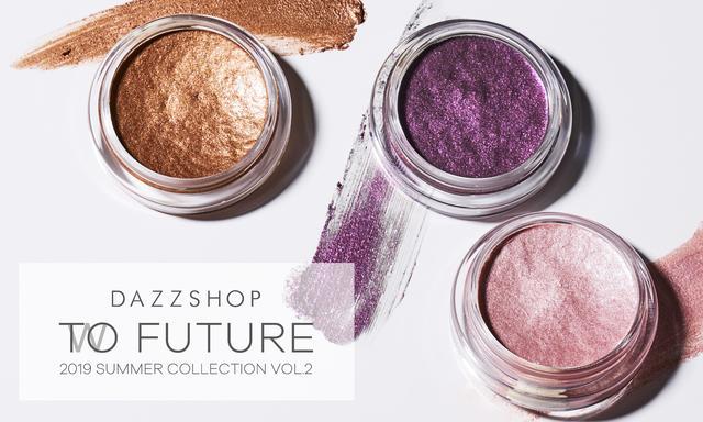 画像1: コスメブランド「DAZZSHOP」のサマーコレクション