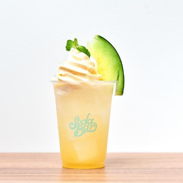 画像: SODA BARから初夏に爽やかな大人のクリームソーダが発売!