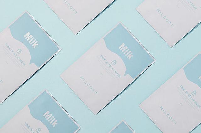 画像1: 透明感のあるミルク肌をつくる『TUミルキーマスク』