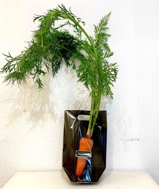 画像2: ファッションデザイナーの野菜屋さん1?