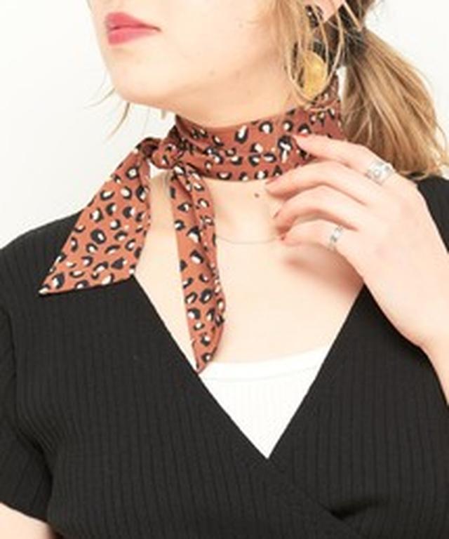 画像2: 最後は、シンプルなコーデ派にも取り入れやすいファッションアクセサリーをピックアップ。