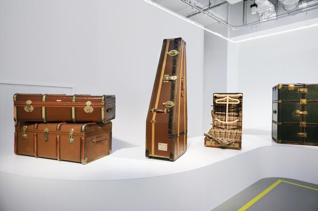 """画像4: RIMOWA(リモワ)、""""旅""""をテーマにしたアート作品展 『RIMOWA Heritage Ginza』を東京・銀座にて開催中"""