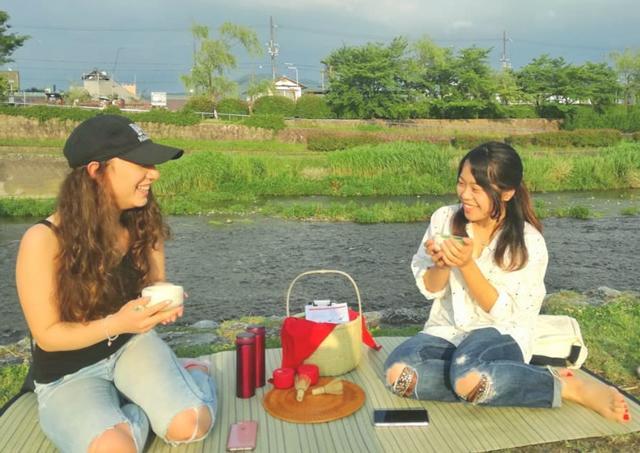 画像5: 「夏でも溶けない!?濃厚・茶アイスSANDOキャンディー」がd:matcha Kyoto Cafe & Picnic 出町柳店限定発売!
