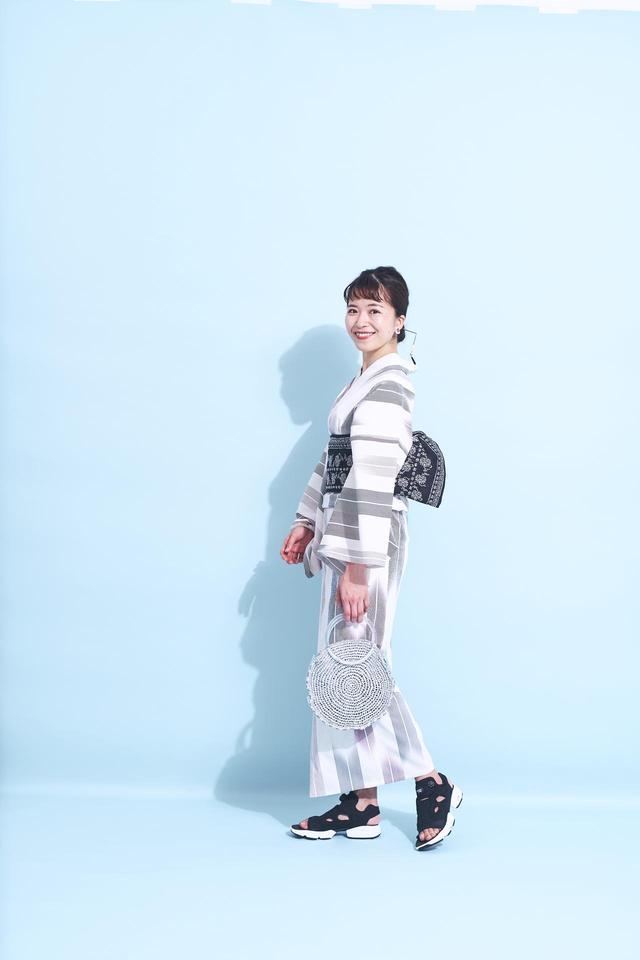 画像1: 和装は大人っぽく見せたい。けど渋すぎないスタイルにしたい人におすすめ