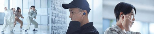 画像3: 完全ワイヤレスヘッドホン「SOLID BASS」シリーズ「ATH-CKS5TW」新発売!オーディオテクニカがコンセプトムービー公開