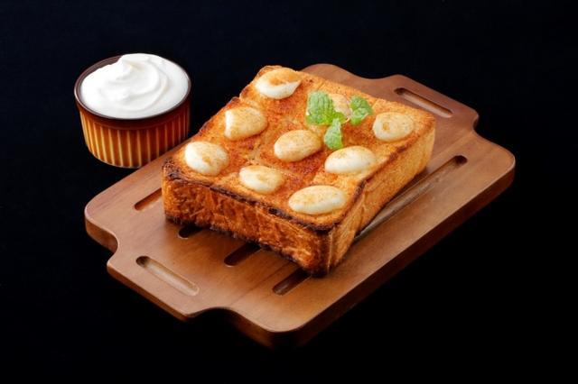 画像2: 北海道産小麦を使用した厚切り4種のトースト