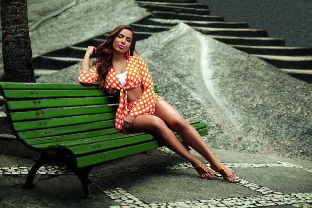 画像: 今年春夏シーズンは、ブラジルの国民的シンガー・Anitta(アニッタ)とコ ラボレーション。アニッタのイメージビジュアルが、世界で続々と登場中。