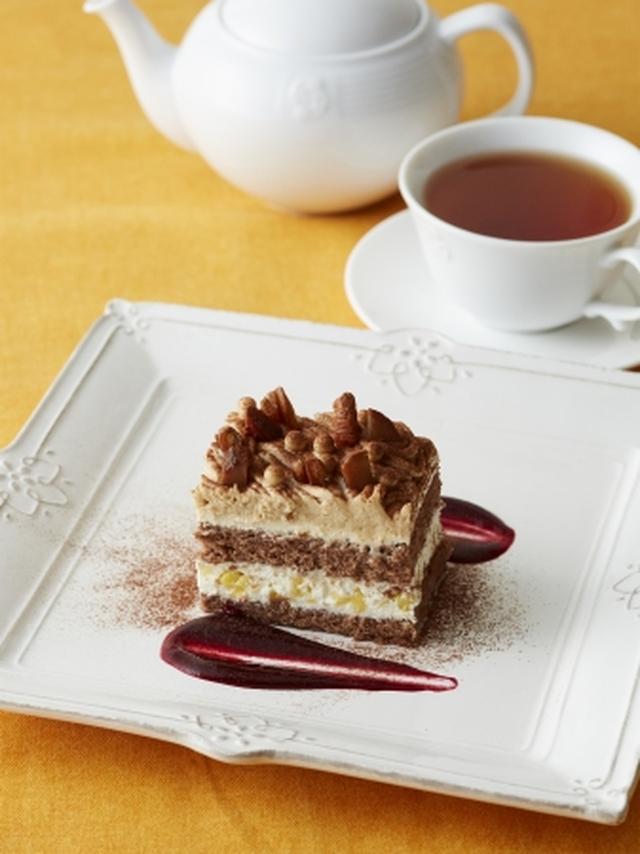 画像3: Afternoon Tea TEAROOM の栗スイーツ