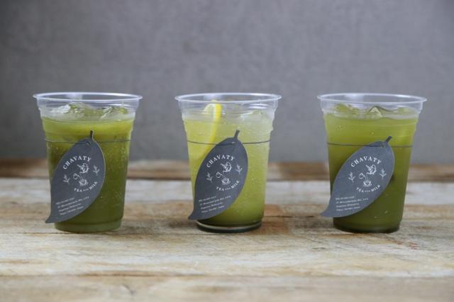 画像2: 茶葉本来の香り甘み×爽快な飲み心地の初秋の新メニュー登場