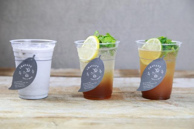 画像3: 茶葉本来の香り甘み×爽快な飲み心地の初秋の新メニュー登場