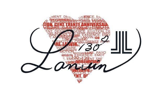 画像2: LANVIN130周年を記念した期間限定イベント 「Lumièreランバン130周年 −光のアトリエ−」開催