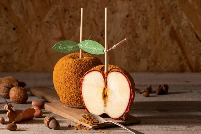 画像3: 青森りんごの専門店『a la ringo』りんごの季節到来 キャラメルを使った秋限定メニュー3品が新登場!