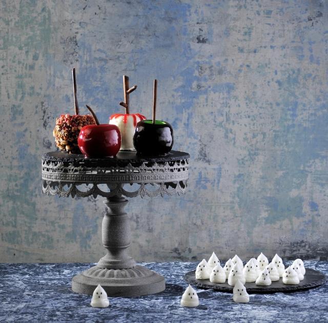 """画像1: 【品川プリンスホテル】 """"魔女が作る毒りんご""""をイメージした4種のハロウィーンスイーツを販売"""