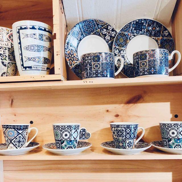 画像2: 伝統を感じさせる陶器「#アズレージョ」