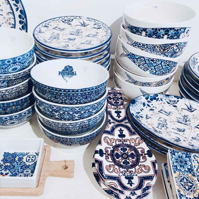 画像1: 伝統を感じさせる陶器「#アズレージョ」