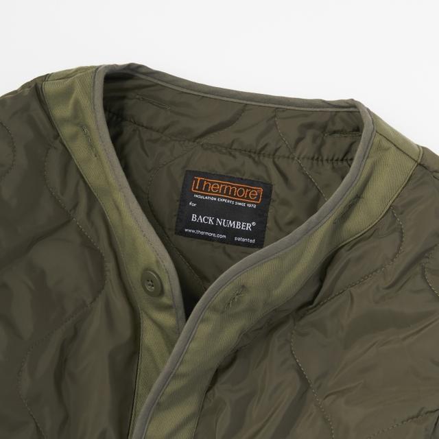 画像8: ミリタリージャケットの代表格M-65をリアルに再現! ライトオンのプライベートブランド「BACK NUMBER」より『モッズコート』 が新発売