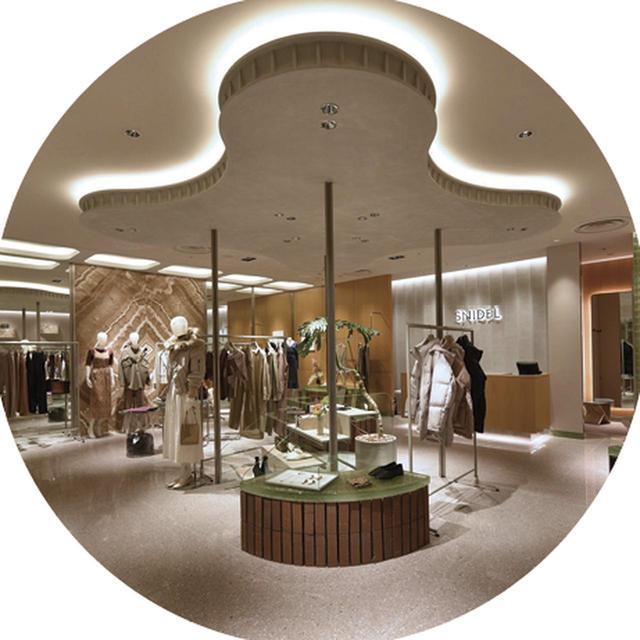画像2: NEW SHOP-SNIDEL 地球にやさしい世界初の新店