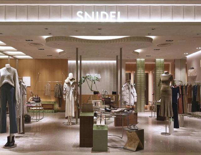 画像1: NEW SHOP-SNIDEL 地球にやさしい世界初の新店