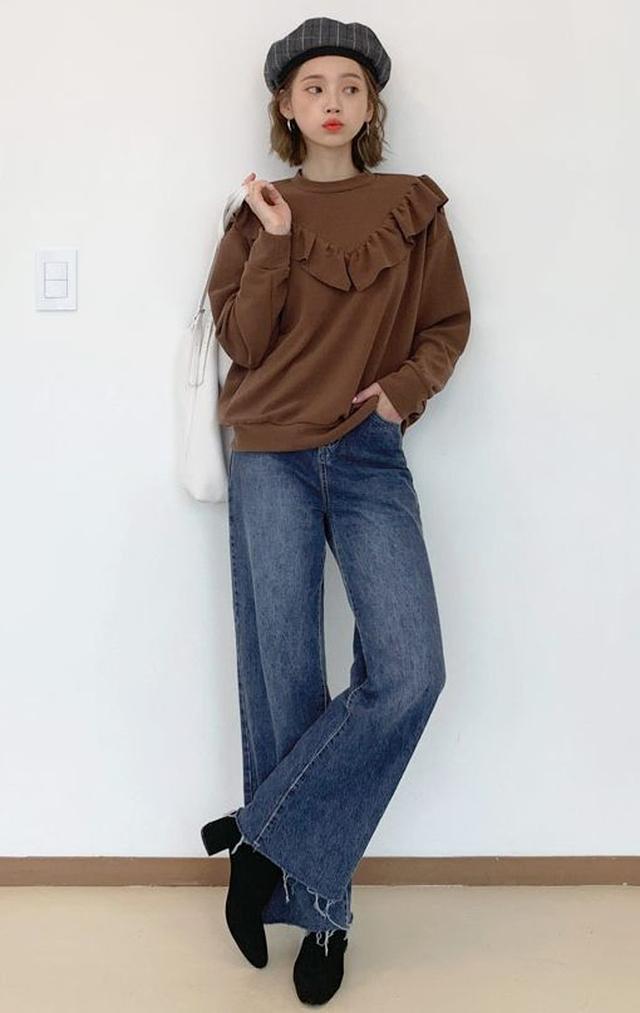 画像12: 10月26日はデニムの日!お悩み別!体型カバーが出来るDHOLICの最旬デニム♡