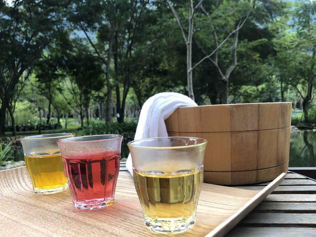 画像4: 台湾の温泉地で和を羽織る