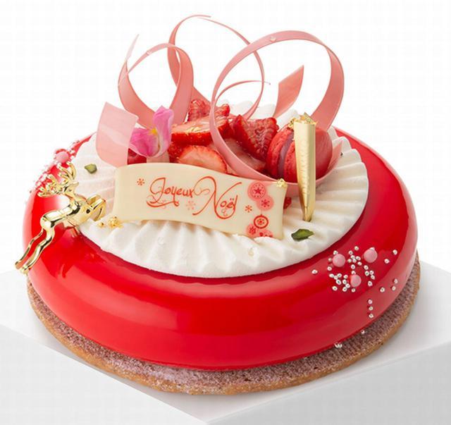 画像2: ホームパーティーを盛り上げるクリスマスケーキたち!