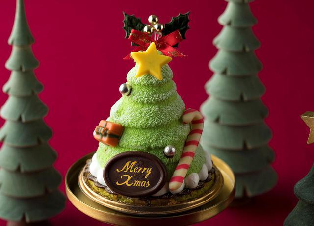 画像2: かわいいクリスマスモチーフがスイーツに変身!