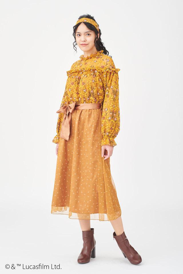 画像1: パドメ・アミダラのドレスを可愛くアレンジ