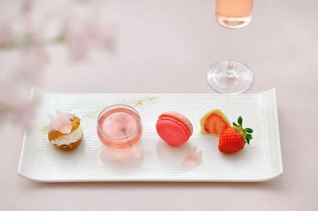 画像2: 【リゾナーレ八ヶ岳】ワインとスイーツで夜桜見物! 1日1組限定の宿泊プラン「ロマンティックロゼステイ」登場