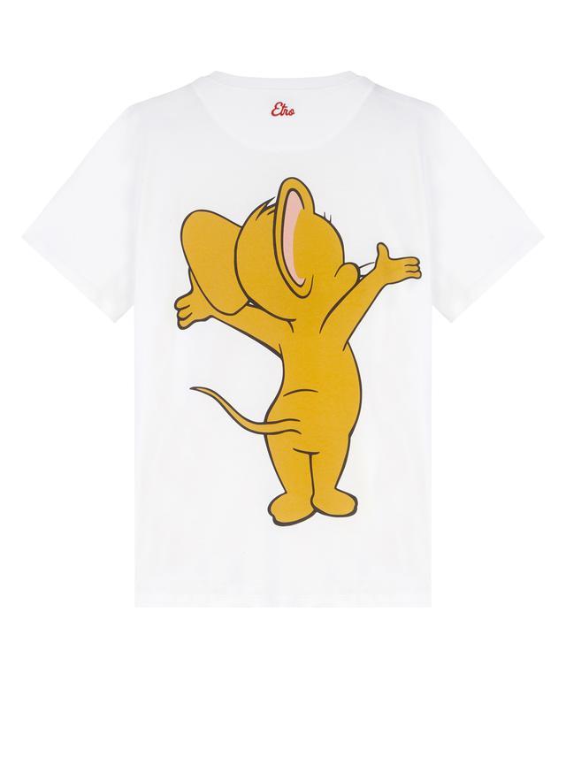 画像: エトロ×トムとジェリー カプセルコレクション Tシャツ 35,000円(税抜)