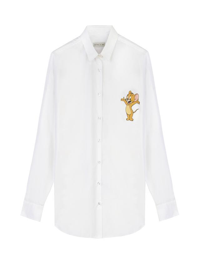 画像: エトロ×トムとジェリー カプセルコレクション シャツ 69,000円(税抜)