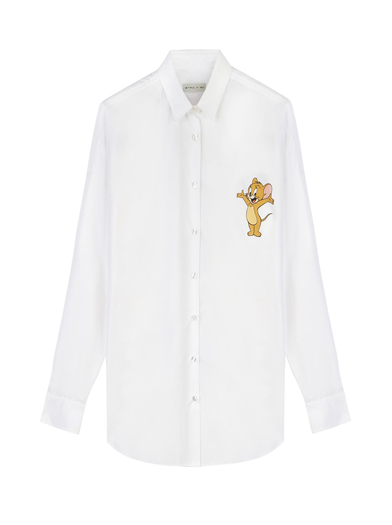 画像: ジェリープリントシャツ 69,000円(税抜)