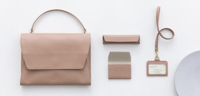 画像1: 【土屋鞄】ビジネスシーンで活躍する女性のための「HINON」シリーズに、4つのビジネス小物新登場!