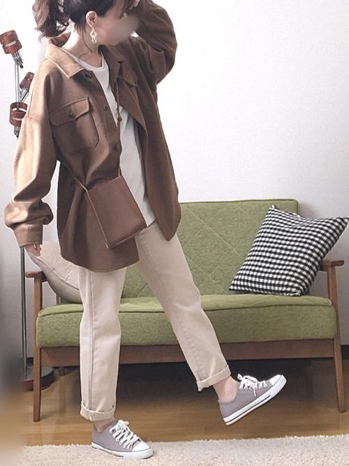 画像2: 履くだけでスタイルアップ!レディライクにキマるコットンパンツ