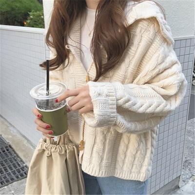画像: [Qoo10] ロッドニードル カーディガンコート : レディース服