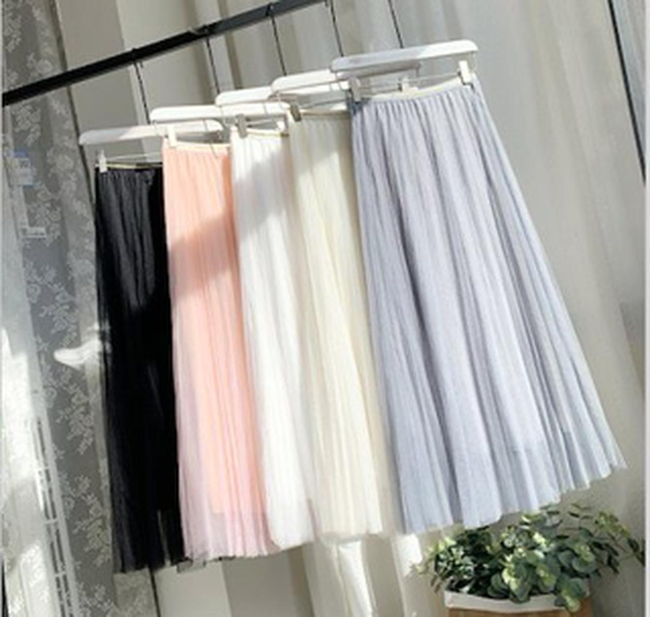 画像1: 春カラーのファッションアイテムをプラスワン