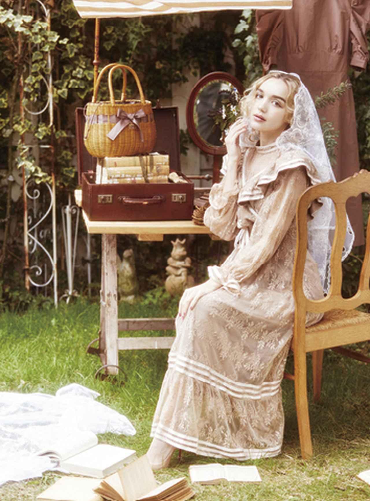 画像: Maison de FLEUR Petite Robe