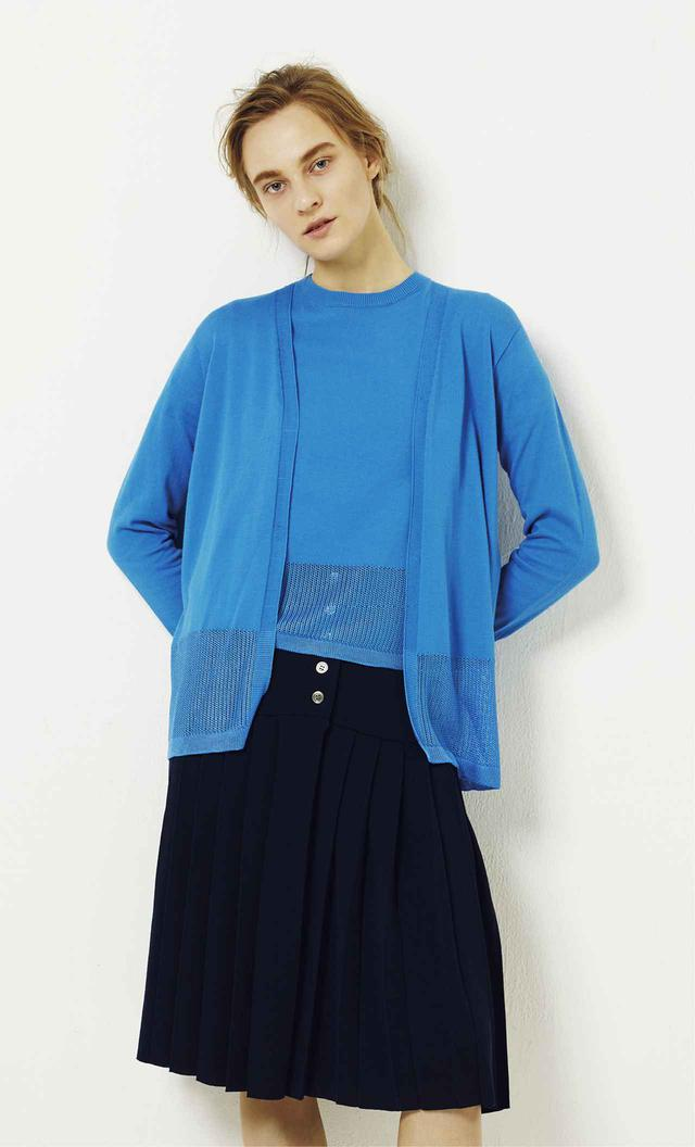 画像1: Via Serica 糸からすべて日本で作る名ファクトリーの服